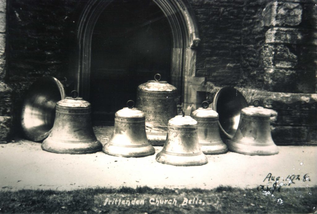 Church bells 1928
