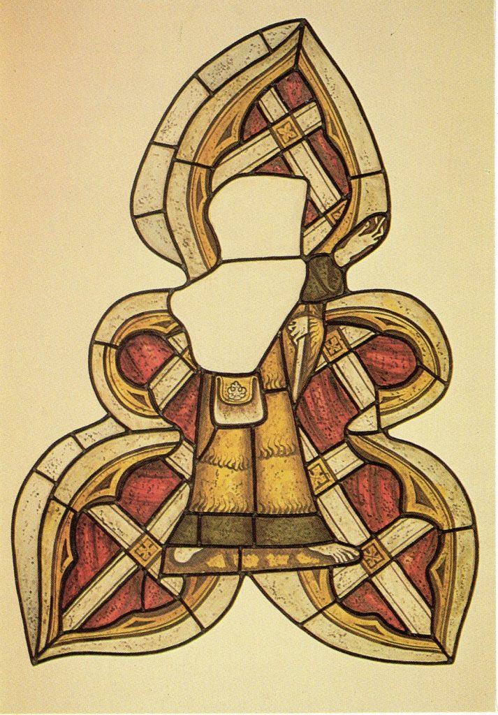 14th century cinquefoil