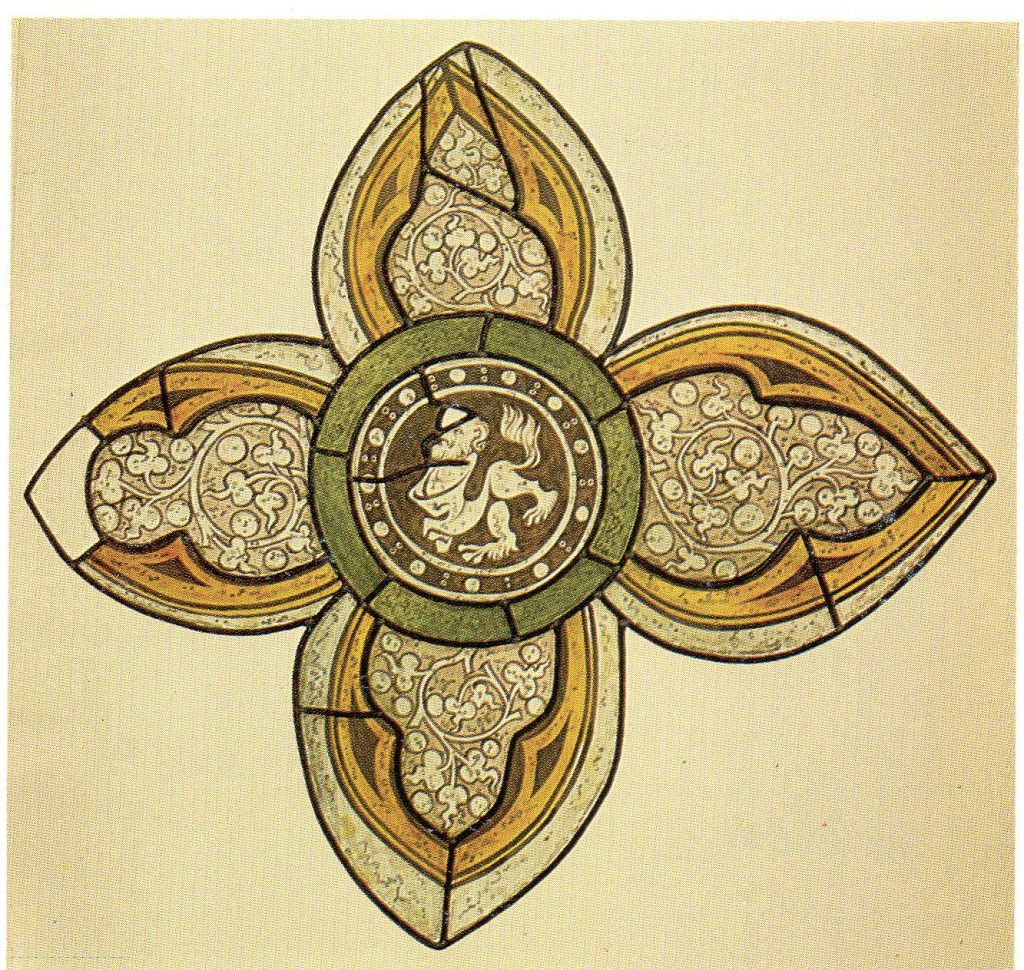 14th century quatrefoil