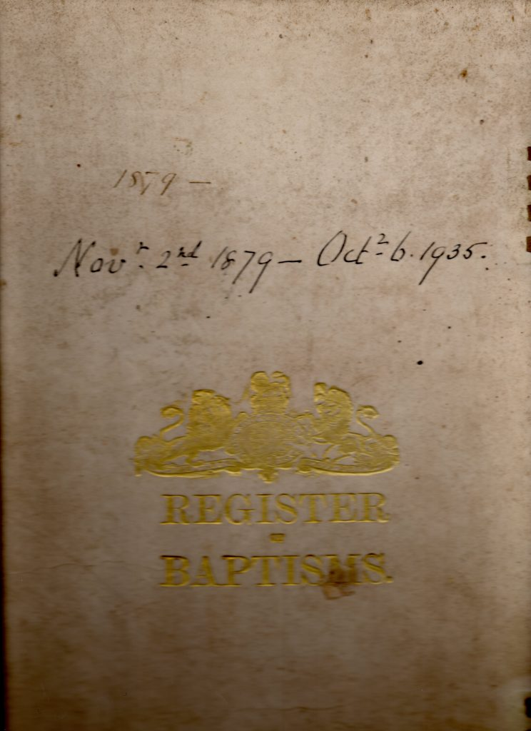 Parish Registers Vol IV